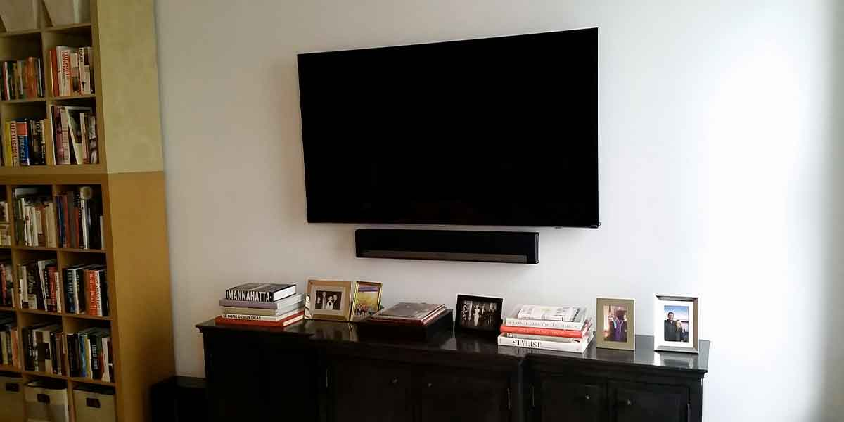 The Trouble with TV Installation NJ